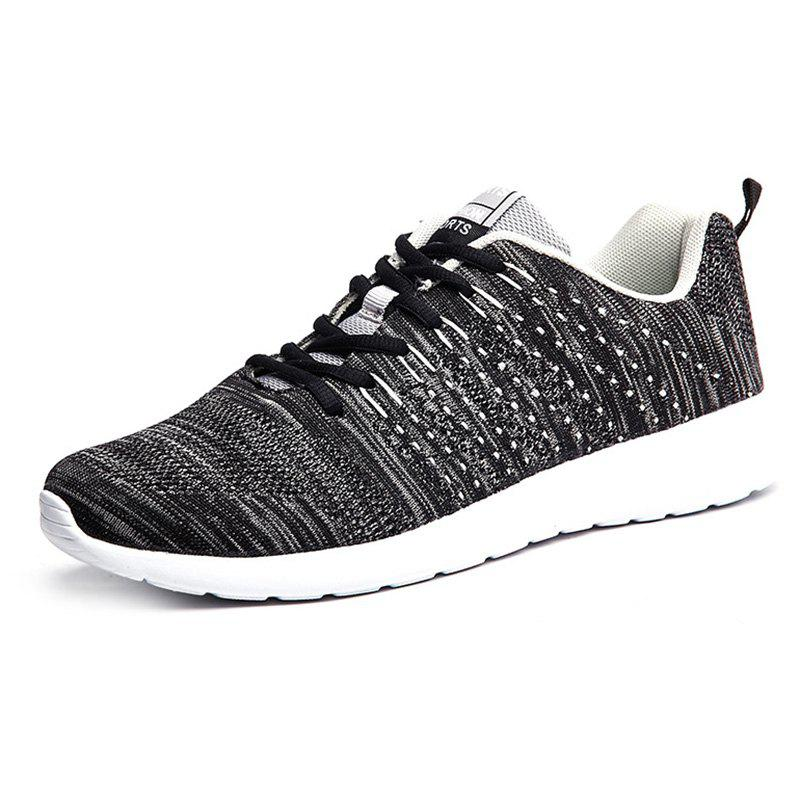 Discount Sports Comfortable Breathable Running Shoes for Man