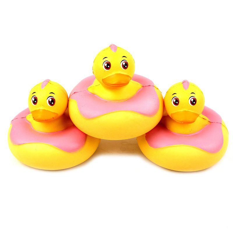 Sale SANQIELAN Jumbo Squishy Slow Rebound Toy Duck for Relieving Stress 1pc