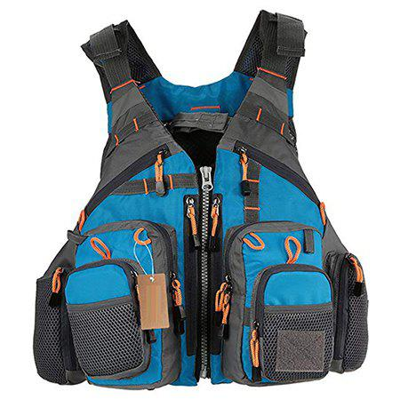 New Outdoor Multifunctional Bag Multi-pocket Adventure Detachable Vest