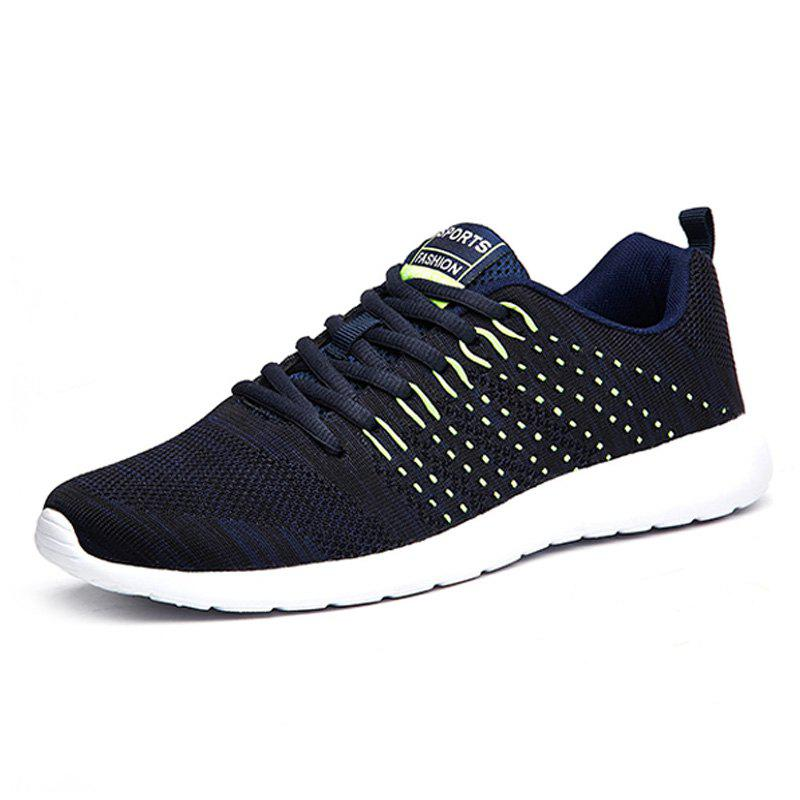 Chic Sports Comfortable Breathable Running Shoes for Man