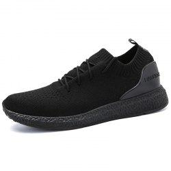 Stylish Breathable Anti-slip Woven Sneakers for Men -