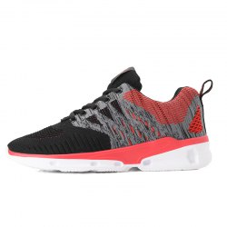 Comfortable Mesh Cloth Ventilate Sneakers -