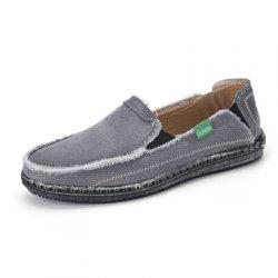 Sweat-absorbent Canvas Casual Shoes -