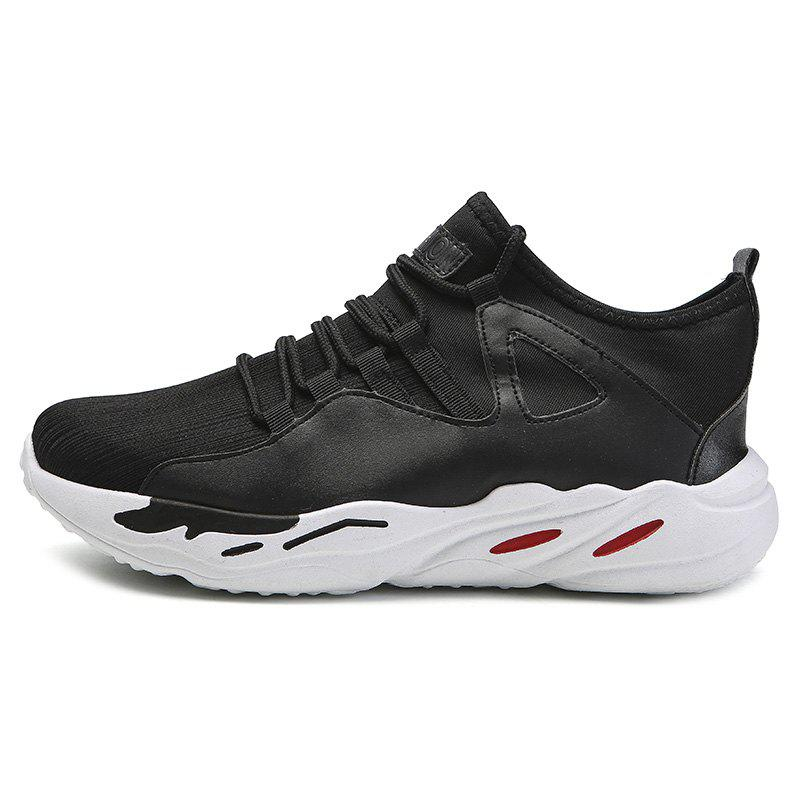 Latest Men Breathable Casual Athletic Sports Shoes Sneakers