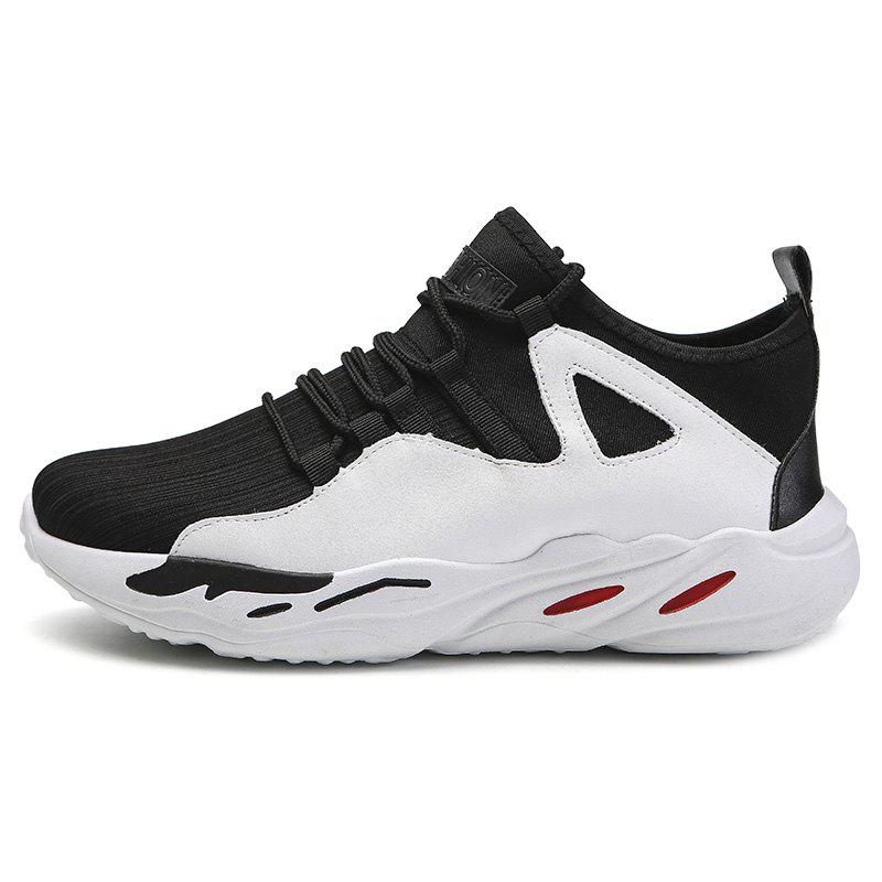 Fashion Men Breathable Casual Athletic Sports Shoes Sneakers