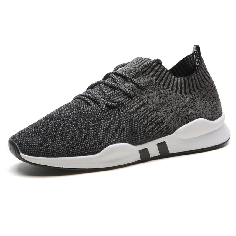 Discount Lace Up Casual Athletic Sports Shoes Sneakers for Men