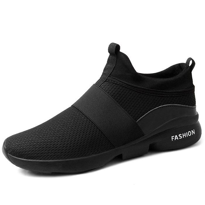 Shop Male Mesh Wearable Casual Sports Running Shoes Sneakers