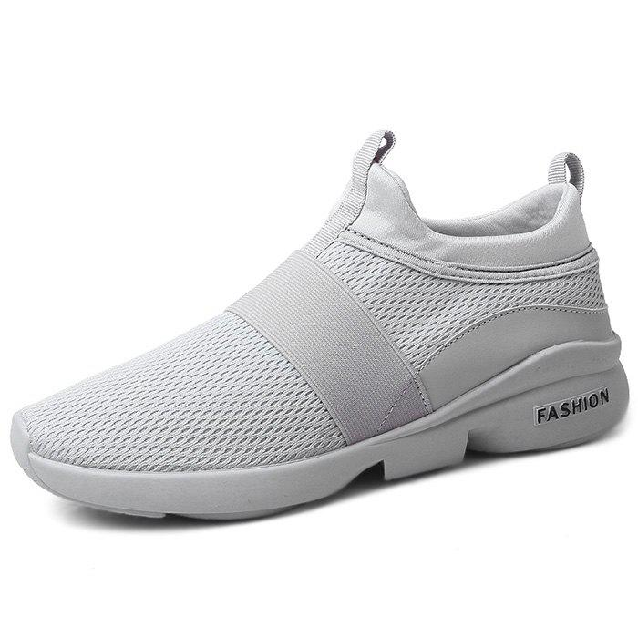 Sale Male Mesh Wearable Casual Sports Running Shoes Sneakers
