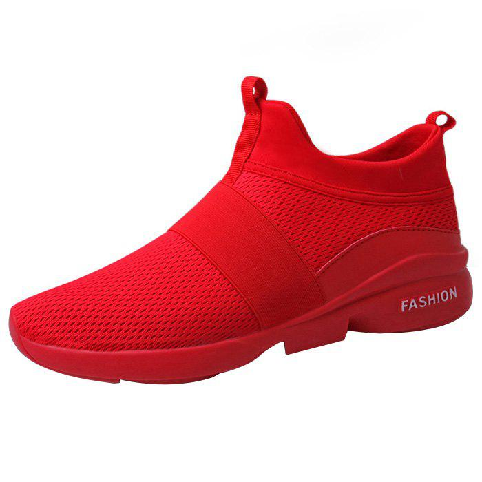 Online Male Mesh Wearable Casual Sports Running Shoes Sneakers