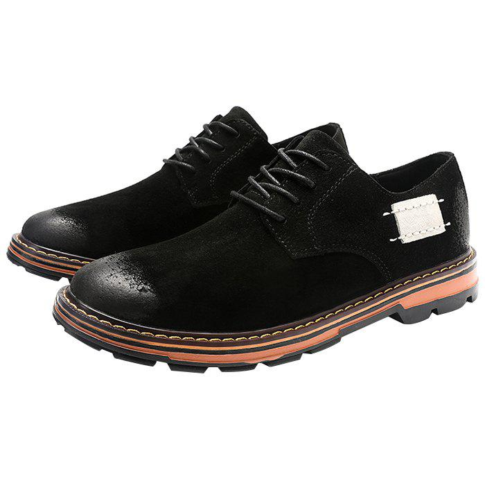Discount Trendy Casual Pigskin Wearable Shoes for Men