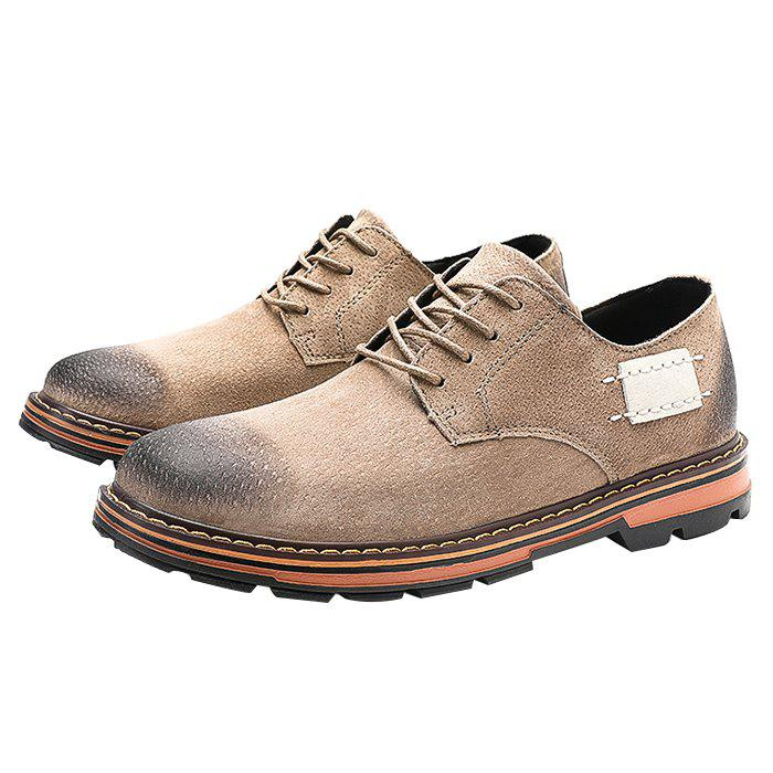 Shop Trendy Casual Pigskin Wearable Shoes for Men