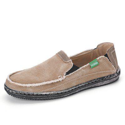 Outfits Sweat-absorbent Canvas Casual Shoes