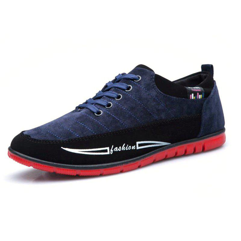 Trendy Fashionable Canvas Casual Shoes