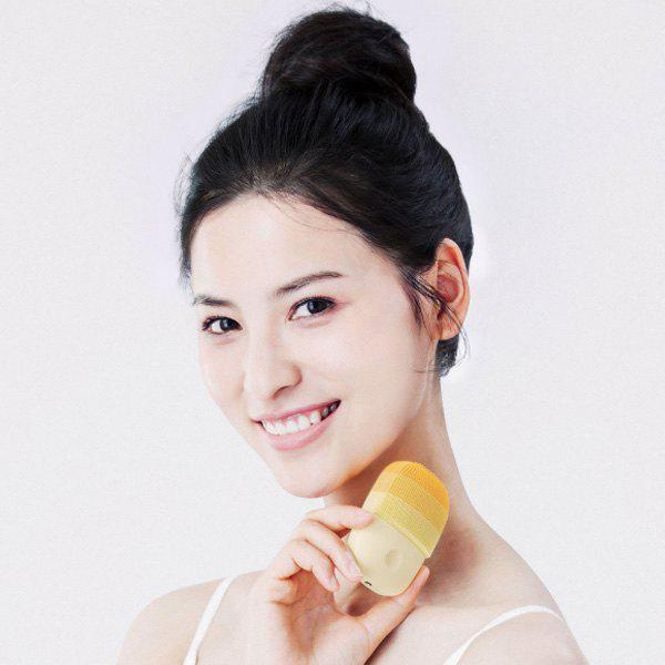 New inFace MS - 2000 Adjustable Waterproof Electric Sonic Silicone Facial Cleansing Brush from Xiaomi youpin