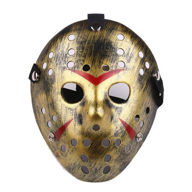 Trendy Halloween Funny Costume Hockey Baseball Protection Mask