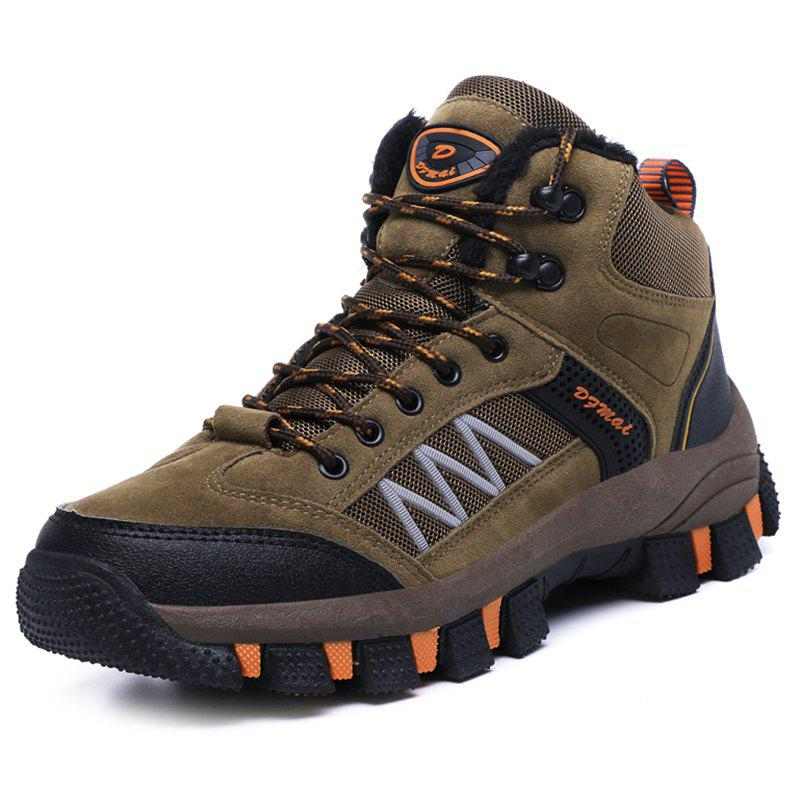New Outdoor Comfortable Warm Classic Anti-slip Hiking Shoes for Men