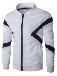 Fashion Slim Fit Design Cotton Men's Jacket -