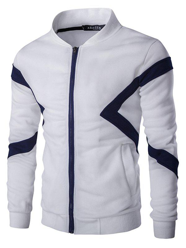 Unique Fashion Slim Fit Design Cotton Men's Jacket