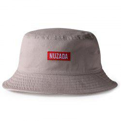 Simple Double Side Sunshade Outdoor Bucket Hat -