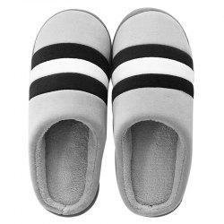 Coral Fleece Warm Slippers for Men -