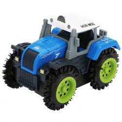 Plastic Dump Truck Model for Decoration -