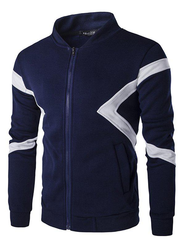 Cheap Fashion Slim Fit Design Cotton Men's Jacket