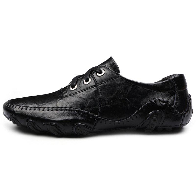 Cheap Octopus Tie Business Casual Shoes for Man