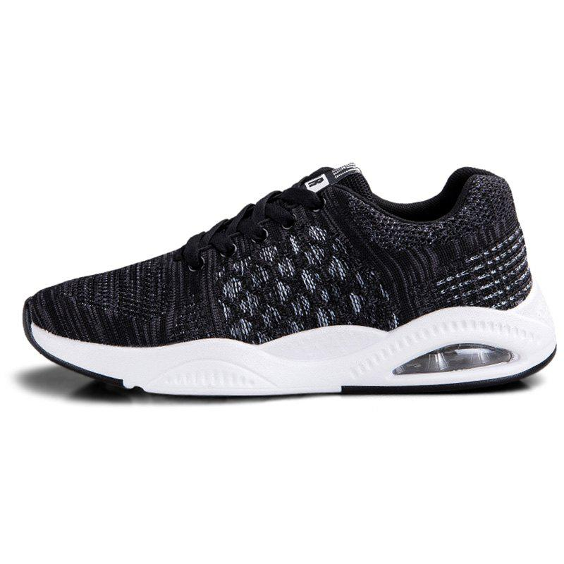 Fancy Mesh Fashion Sneakers for Men