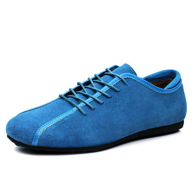 Best Suede Loafers Casual Flat Shoes for Men