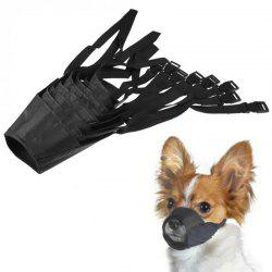 Pet Dog Mouth Cover Safety Mask -