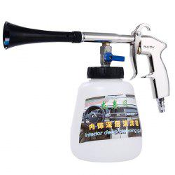 Automotive Interior Deep Cleaning Gun with Brush High Pressure Car Washer -