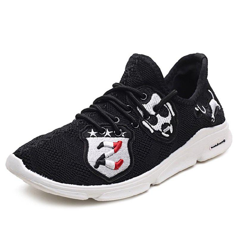 Chic Men's Sports Casual Breathable Non-slip Sneakers