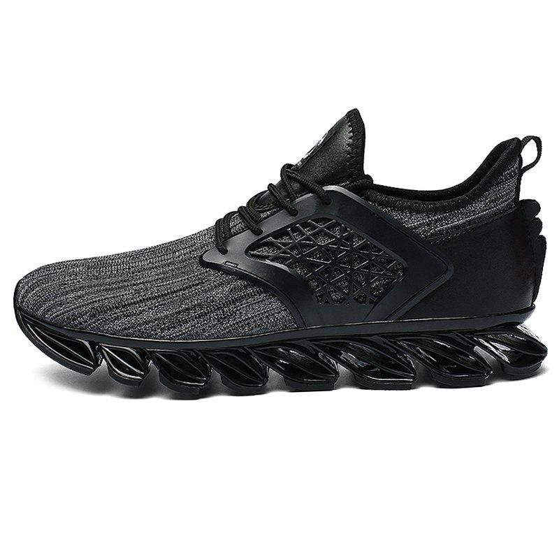 Discount Men Lace Up Casual Athletic Running Shoes Sneakers