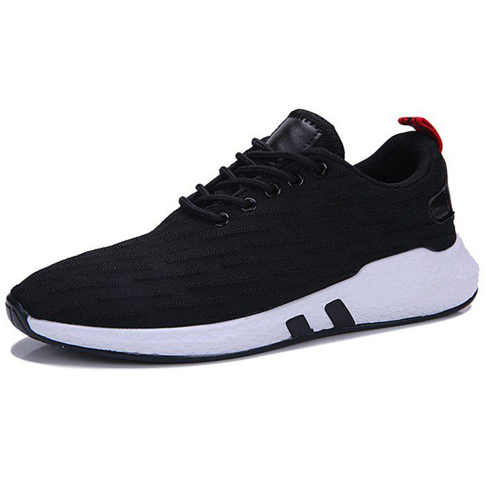 Affordable Men Lace Up Breathable Casual Athletic Sports Shoes Sneakers