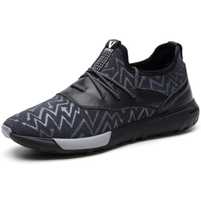 Outfits Fashion Breathable Leisure Anti-slip Sneakers for Men