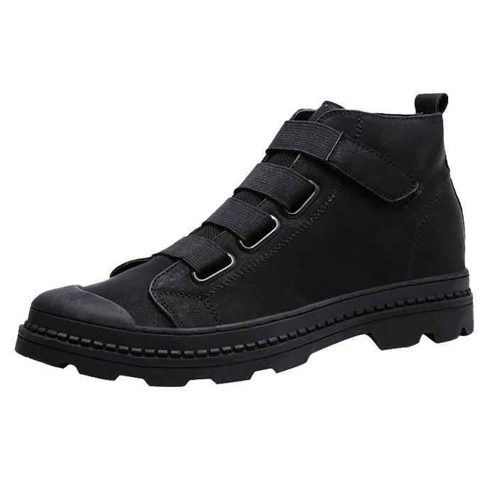 New Leisure Lightweight Men Martin Boots Casual Shoes