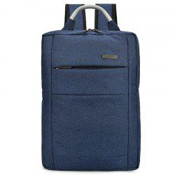 Anti-theft Unisex Polyester Backpack -