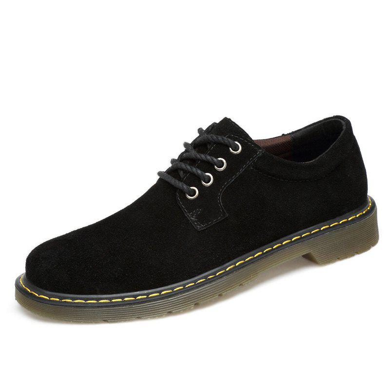 Buy Trendy Business Comfortable Casual Leather Shoes for Men