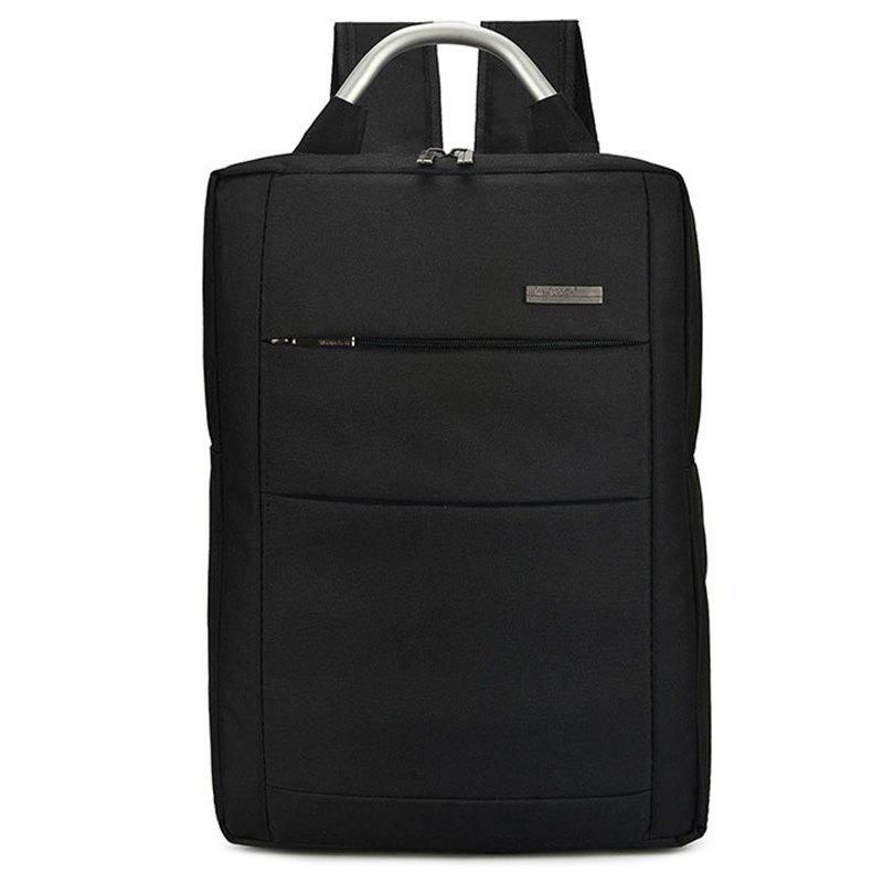 Shop Anti-theft Unisex Polyester Backpack