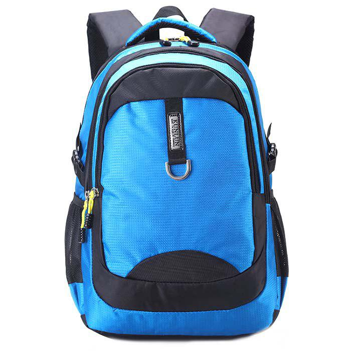 Latest Fashion Nylon Casual Backpack for School Travel