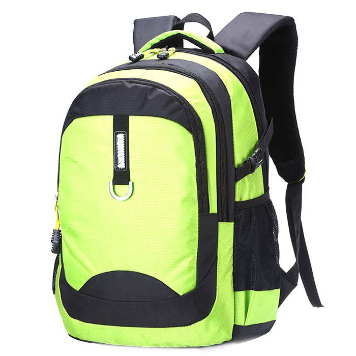 Chic Fashion Nylon Casual Backpack for School Travel
