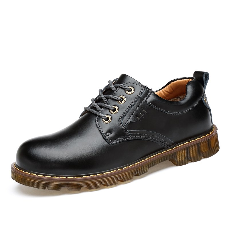 Discount Business Leather Comfortable Casual Shoes