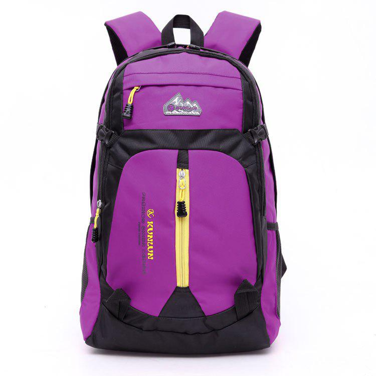 Outfit Waterproof Nylon Outdoor Backpack