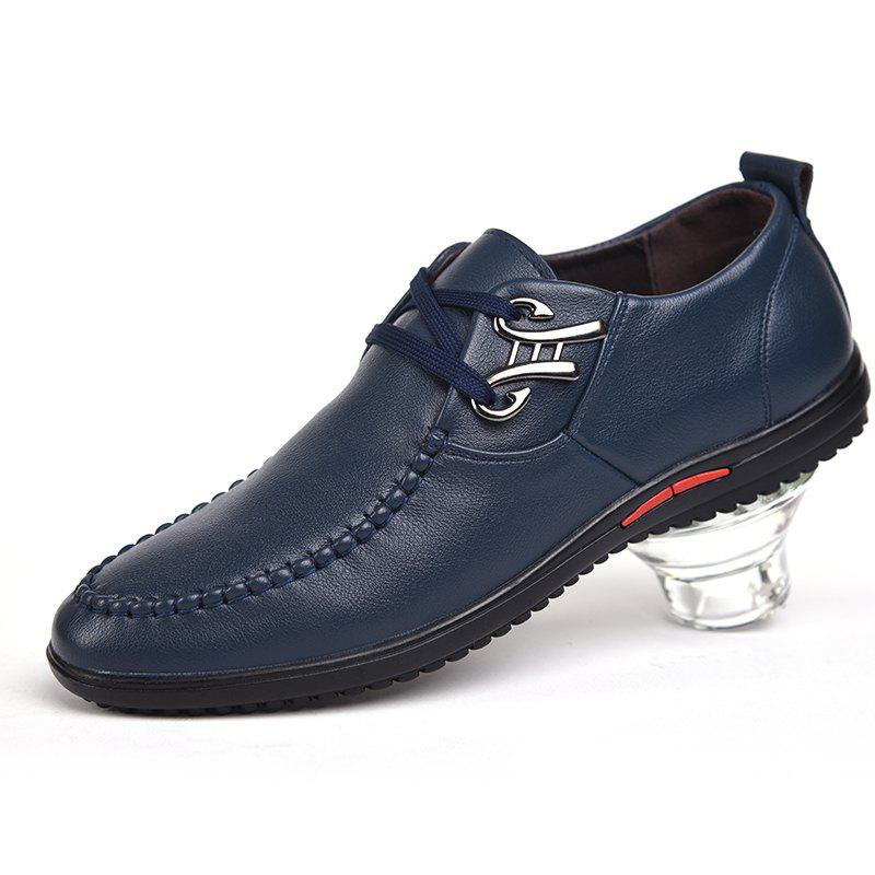 Fashion Trendy Comfortable Casual Leather Shoes for Men
