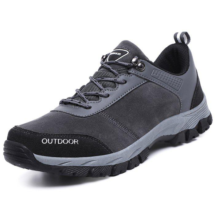New Outdoor Fashion Anti-slip Shock-absorbing Sneakers for Men