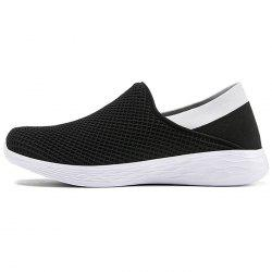 Breathable and Portable Flat Heel Casual Shoes -