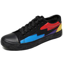 Canvas Casual Sports Flat Shoes -