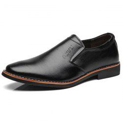 Waterproofing and Corrosion Resistance Leather Casual Shoes -