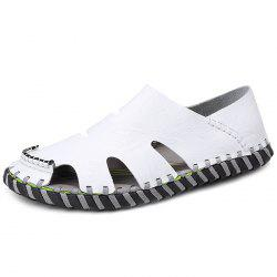 Skid Proof and Breathable Men's Slipper -