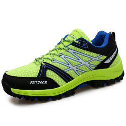 Outdoor Breathable Shock-absorbing Sneakers for Men -
